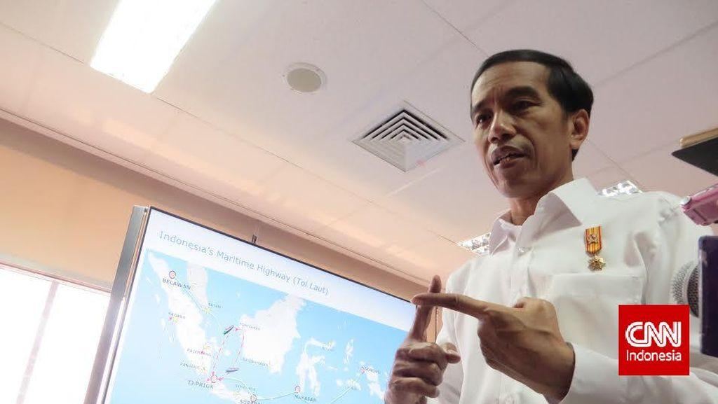 Lewat Twitter, Jokowi Ucapkan Selamat Ultah ke 488 untuk Jakarta
