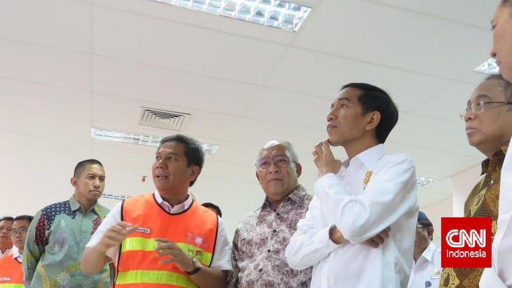 Presiden Jokowi akan Resmikan PLTP Kamojang yang Hasilkan Listrik 35 MW