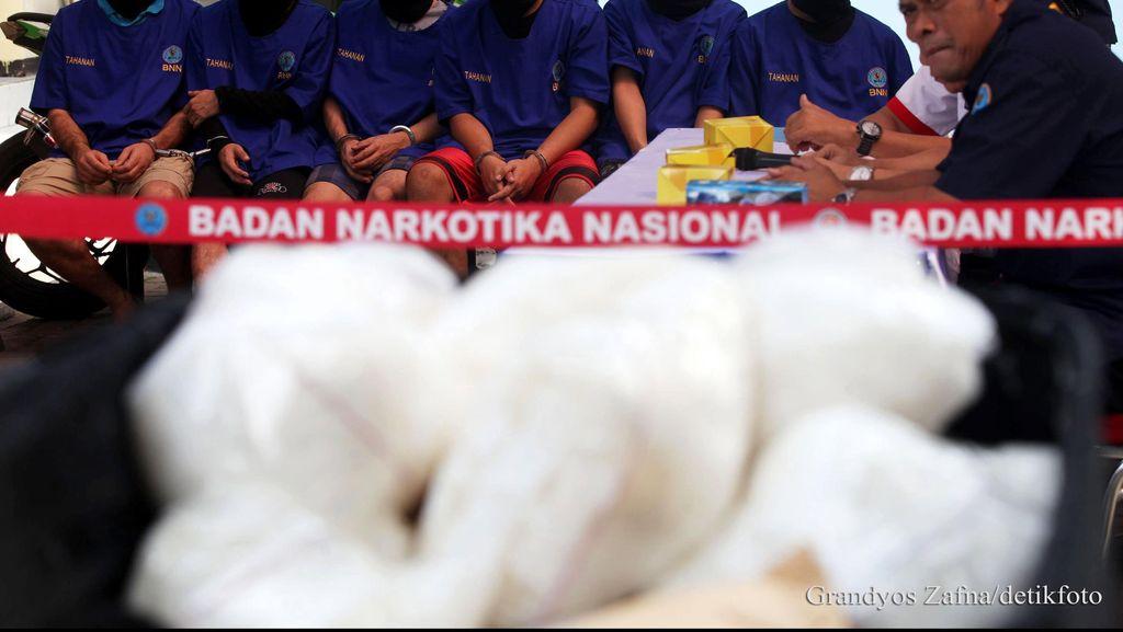 BNN Sita Aset Fantastis Bandar Narkoba Jaringan Aceh
