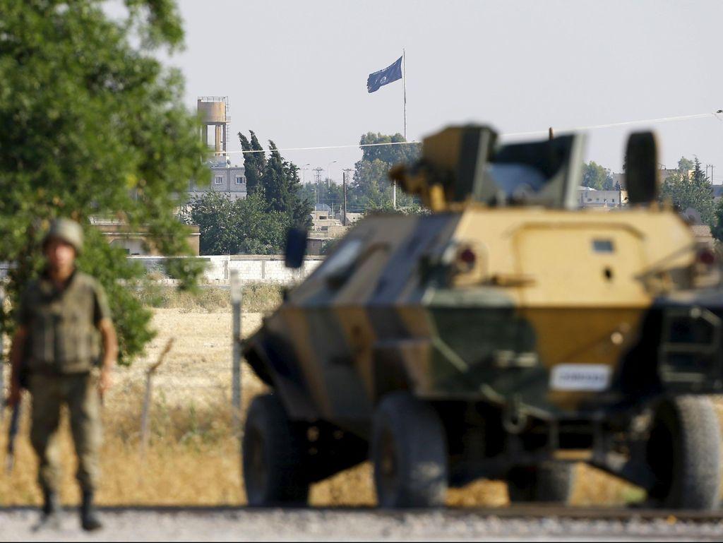 Pria Australia Tewas Saat Bertempur Melawan ISIS di Suriah