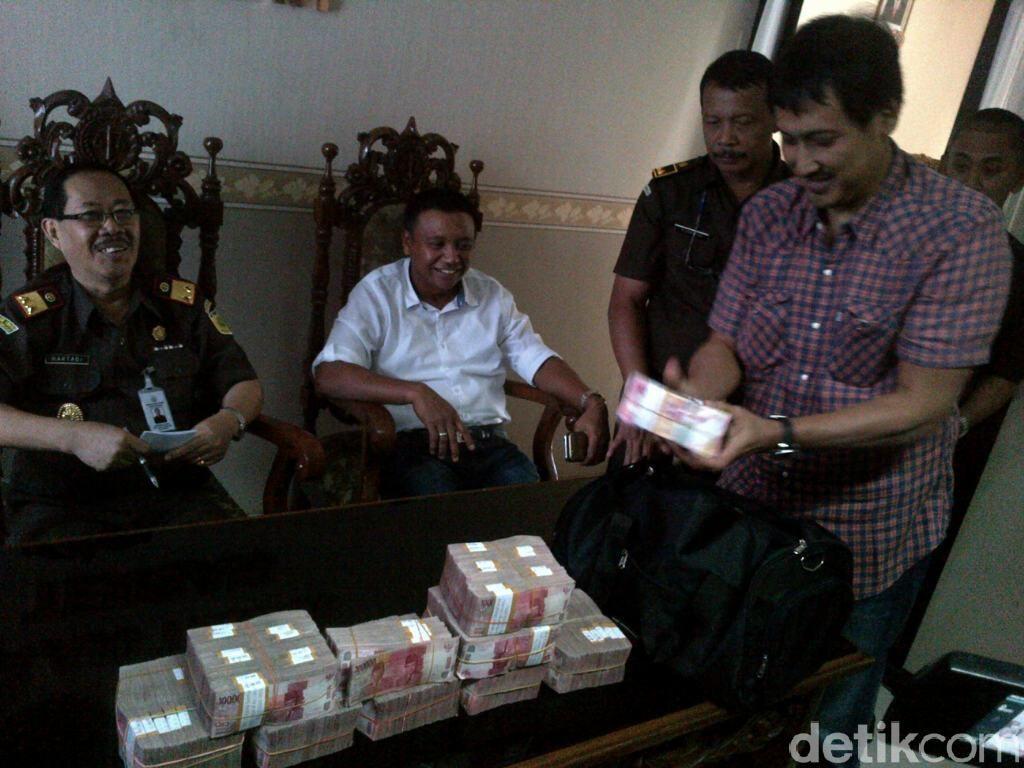 Ada Selisih Dana Proyek, PT Waskita Karya Kembalikan Uang Cash Rp 1,14 M
