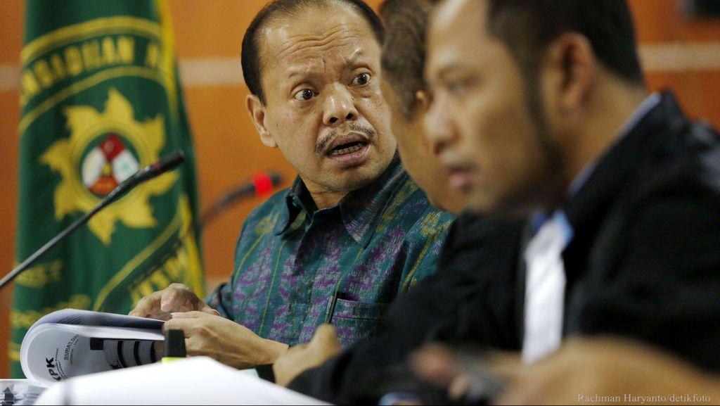 Hakim Tipikor Keluarkan Surat Penetapan Panggil Samad Cs Jadi Saksi Sutan