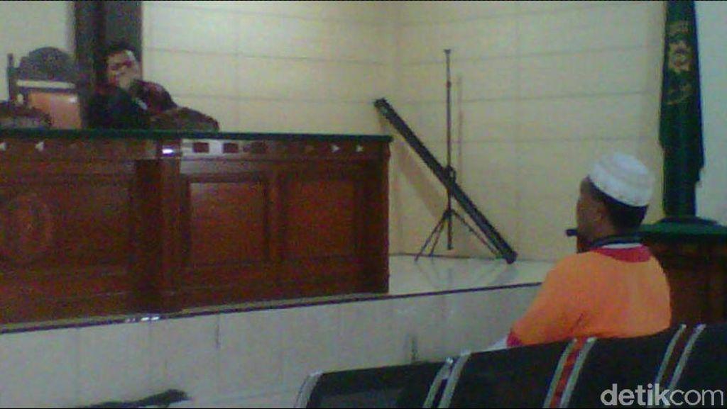 Ir Supardi, Staf Khusus Kepresidenan Gadungan Divonis 8 Bulan Bui