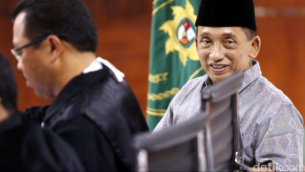 Eks Bupati Bangkalan Fuad Amin Gunakan KTP Security Beli Tanah di Cipinang
