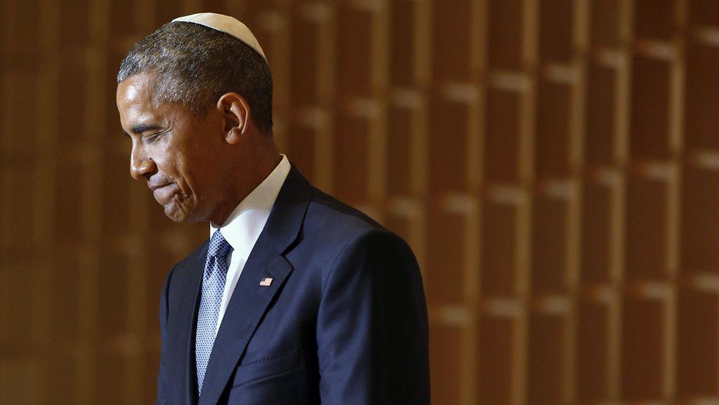 Minta Maaf karena Hina Obama, Istri Menteri Israel Berharap Tak Dicerai