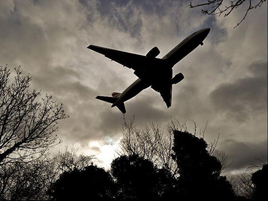 Ada Ancaman Bom, Pesawat Turki Mendarat Darurat di India
