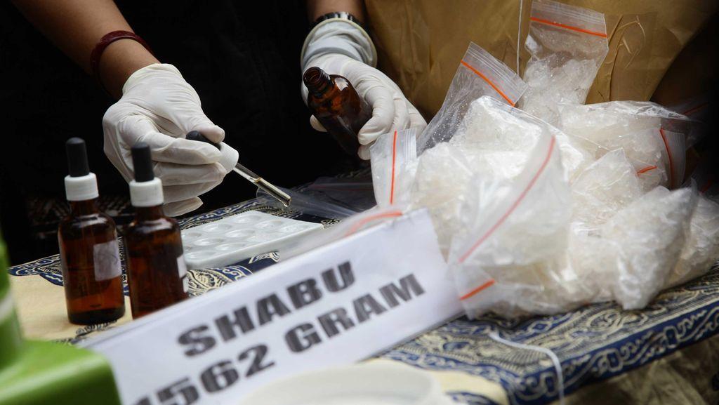 Polda Metro Sebut Peredaran Narkoba Selama Bulan Puasa Turun 21 Persen