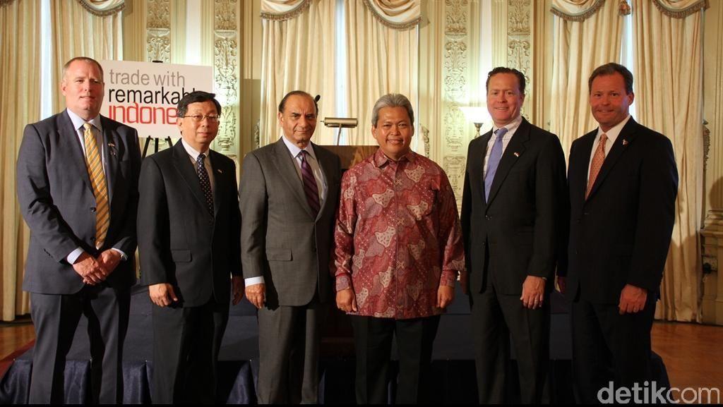 Tingkatkan Ekspor Indonesia, 5 Perusahaan AS Diganjar Penghargaan oleh Dubes