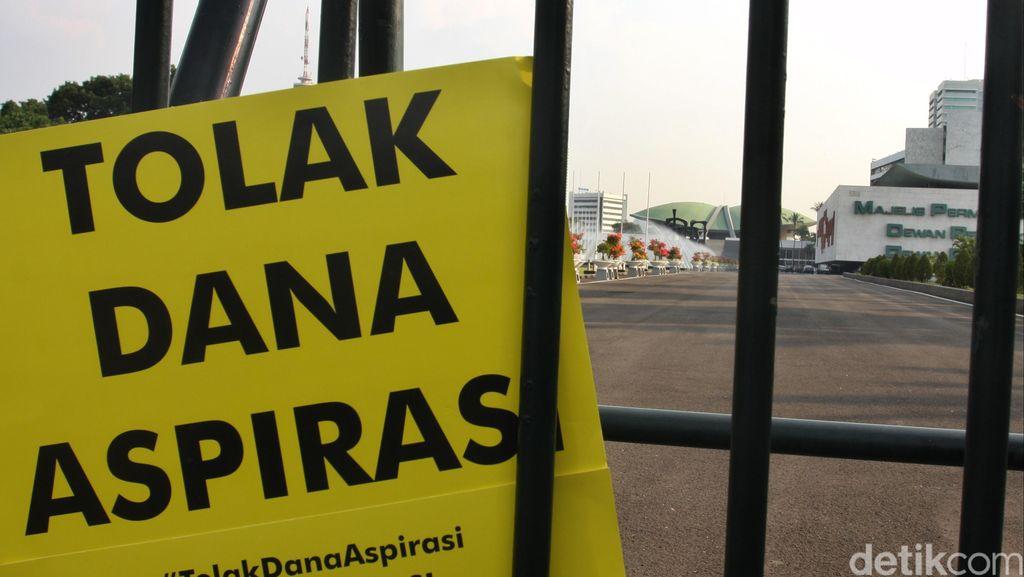 DPR Kembali Bahas Dana Aspirasi di Paripurna