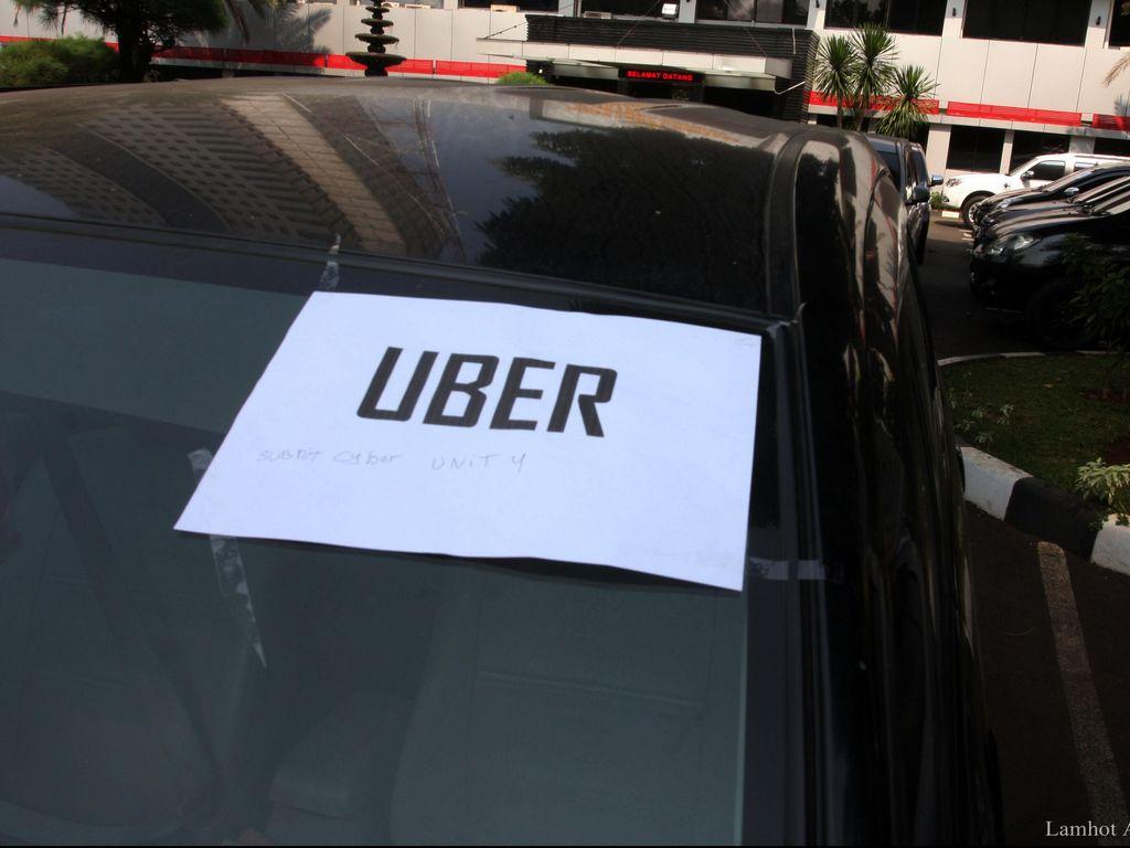 Soal Taksi Uber, Begini Reaksi Kapolda Jabar
