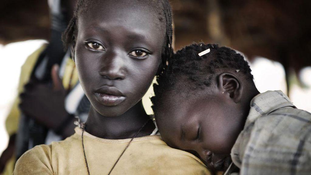 Mengerikan! Anak-anak Sudan Selatan Diperkosa dan Dilempar ke Api