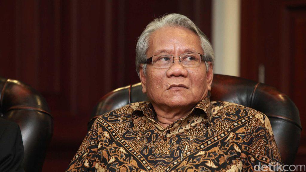Ditolak DPR Duduk di KY, Eks Waka MK: Mungkin Mereka Lebih Pintar dari Saya