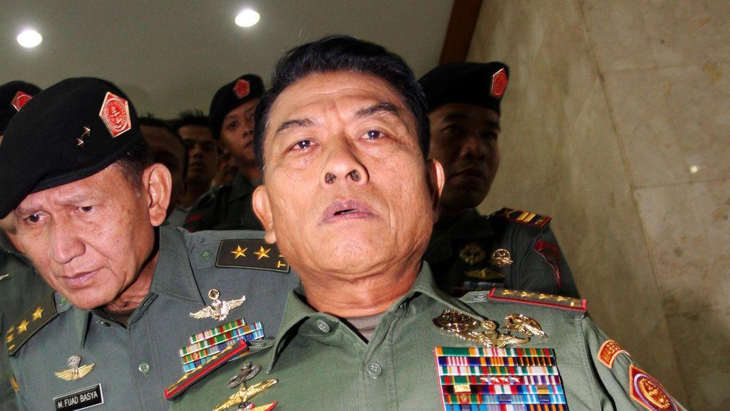 Panglima TNI: Jangan Sampai Kasus Pelanggaran HAM Berat Tak Ada Ujungnya