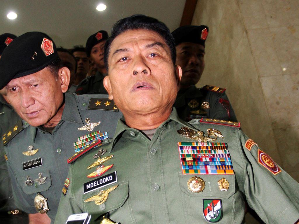 Panglima TNI: Kalau Ada Anggota TNI Ikut ISIS, Saya Potong Dia!