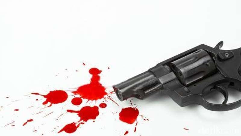 Nasib Pembunuh Janda: Diberondong 12 Peluru dan Dipenjara 15 Tahun