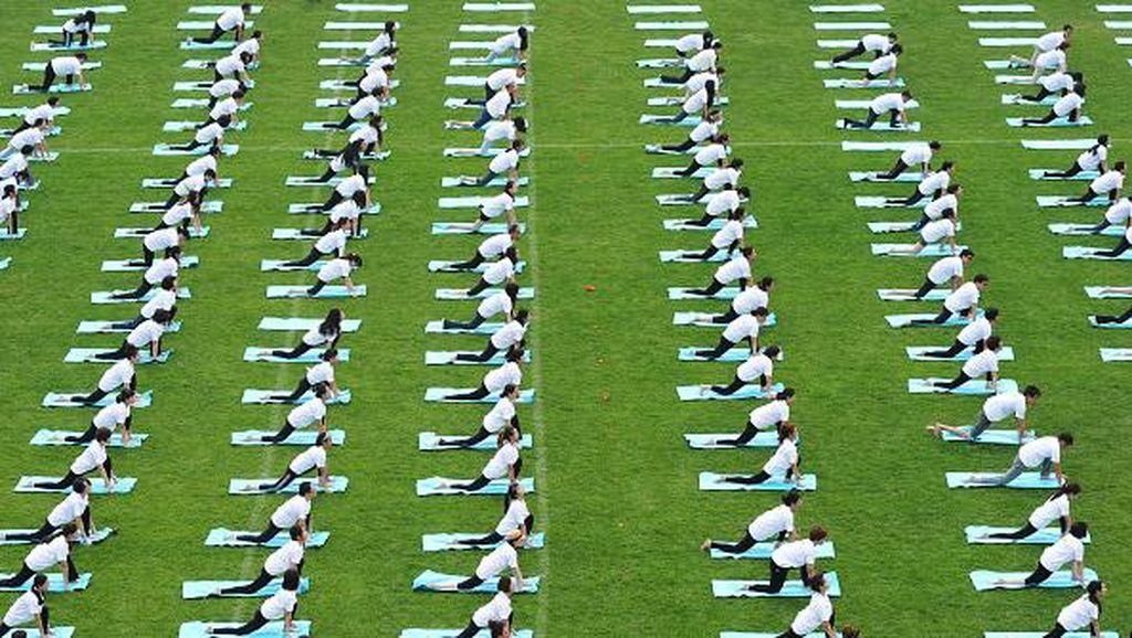Dianggap Kultus Agama Menyesatkan, Yoga Dilarang di Rusia