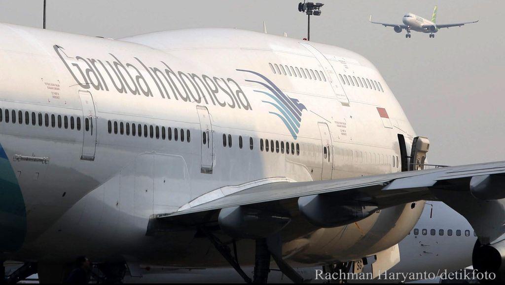 Garuda Indonesia Minta Maaf pada Penumpang Atas Delay dan Cancel