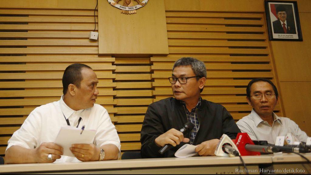 Koordinasi dengan Kejagung, KPK Minta Pelimpahan Kasus Bansos Pemprov Sumut