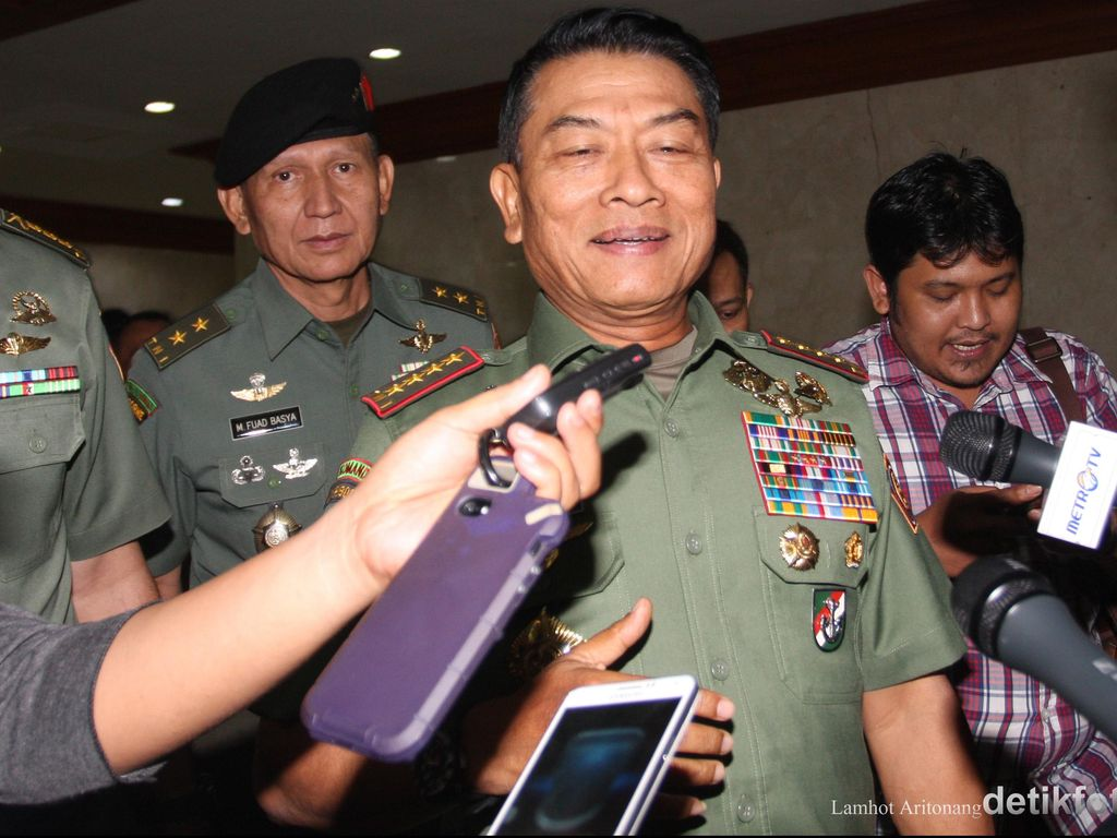 2 Tahun Jadi Panglima TNI, Ini Pencapaian Jenderal Moeldoko