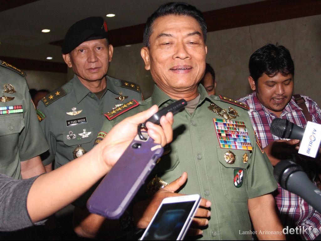 Jenderal Moeldoko: Ada Sanksi Jika Penerbangan Militer Dibisniskan