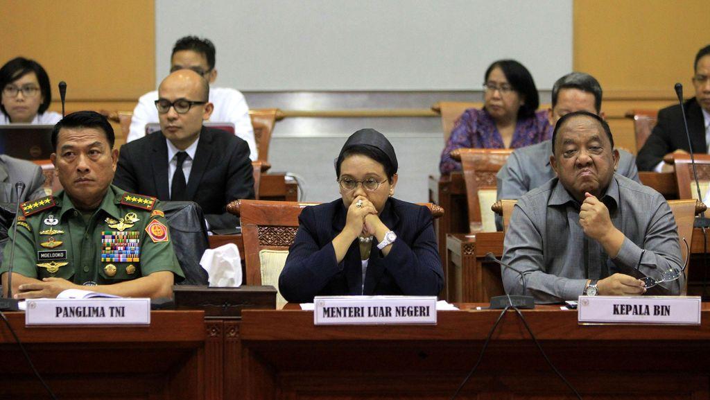 Menlu Tunggu Data TNI untuk Ajukan Nota Protes ke Malaysia Soal Ambalat