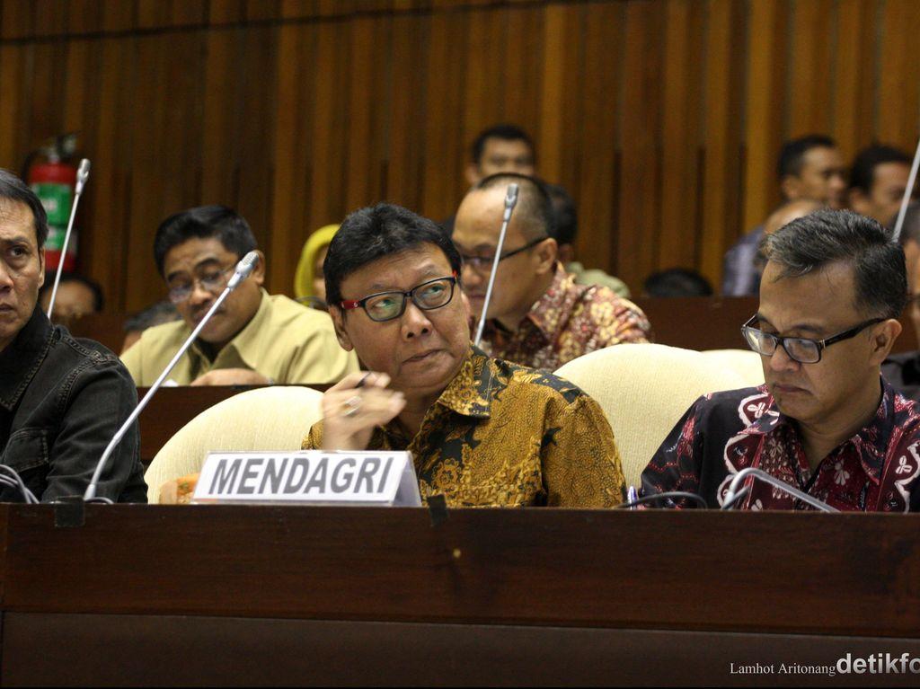 Manuver Tjahjo Dinilai Mengganggu Citra Jokowi