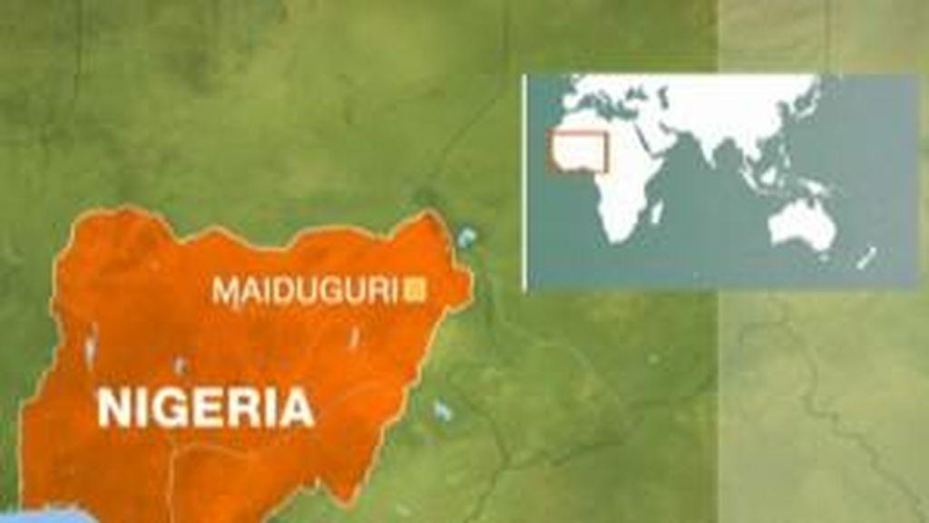 Bom Bunuh Diri Guncang Gereja Nigeria, 5 Jemaat Tewas