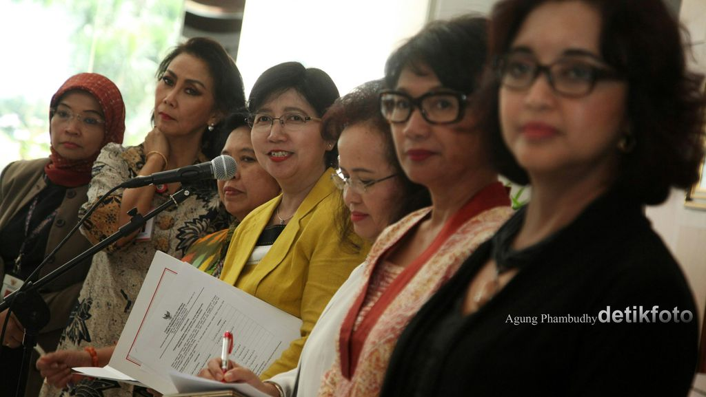 Srikandi Pansel KPK, Pilihlah Orang yang Tak Lagi Mikir Duniawi
