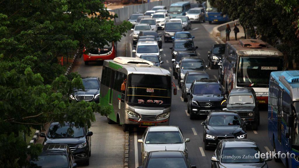 Pembuatan Jalan Layang Non Tol Semanggi Sudah Dibahas dengan KemenPU