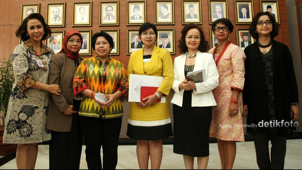 523 Orang Daftar Capim KPK, 43 Diantaranya Perempuan