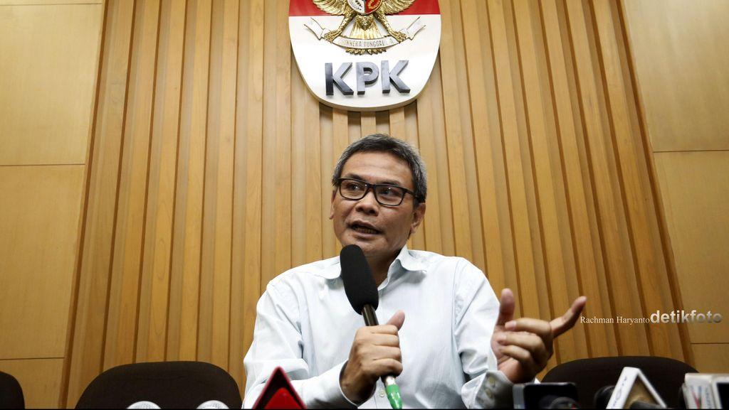 Johan Budi Akan Serahkan Berkas Pendaftaran Capim KPK Besok