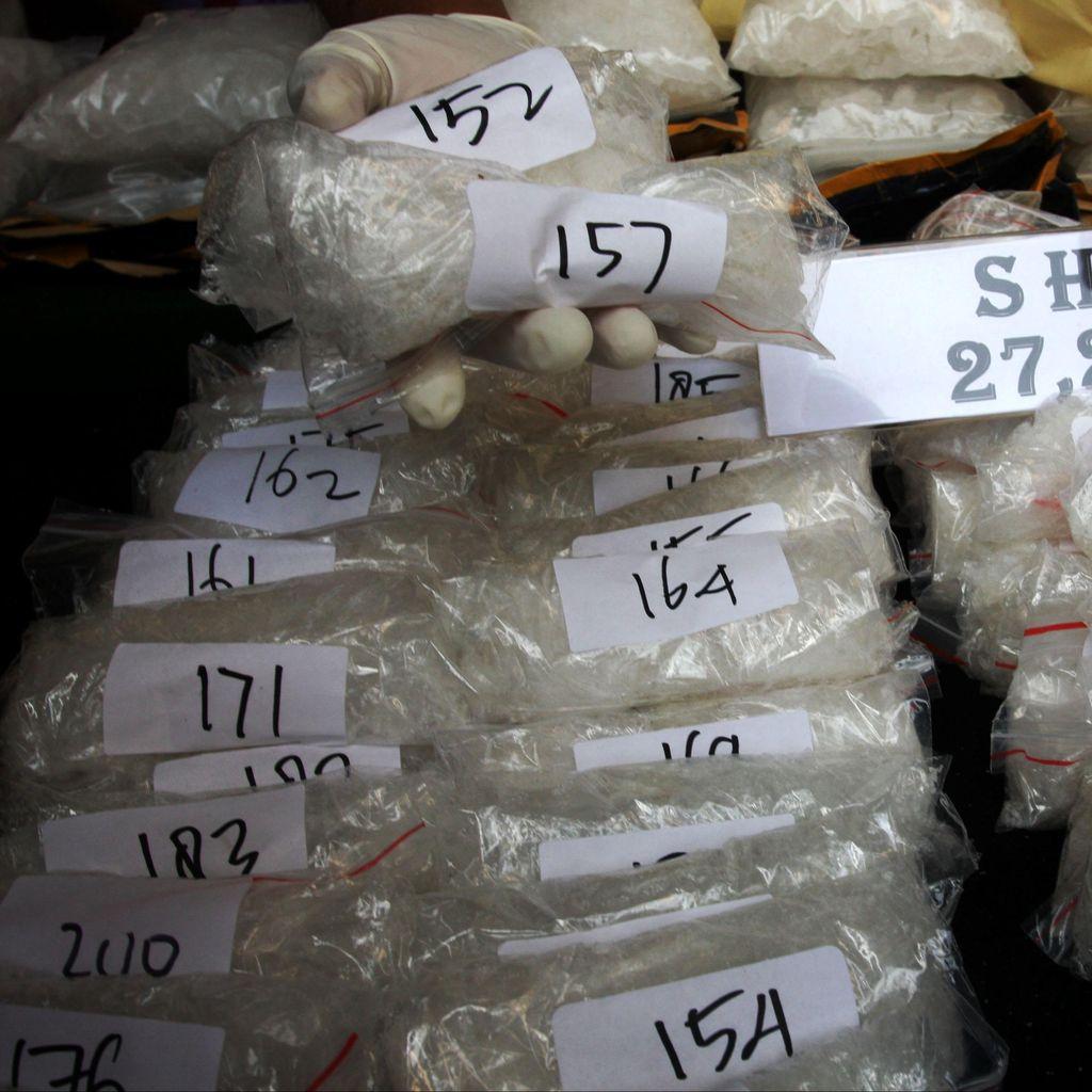 Pesta Narkoba, Cucu Mantan Menko Ekuin Era Soeharto Ditangkap Polisi