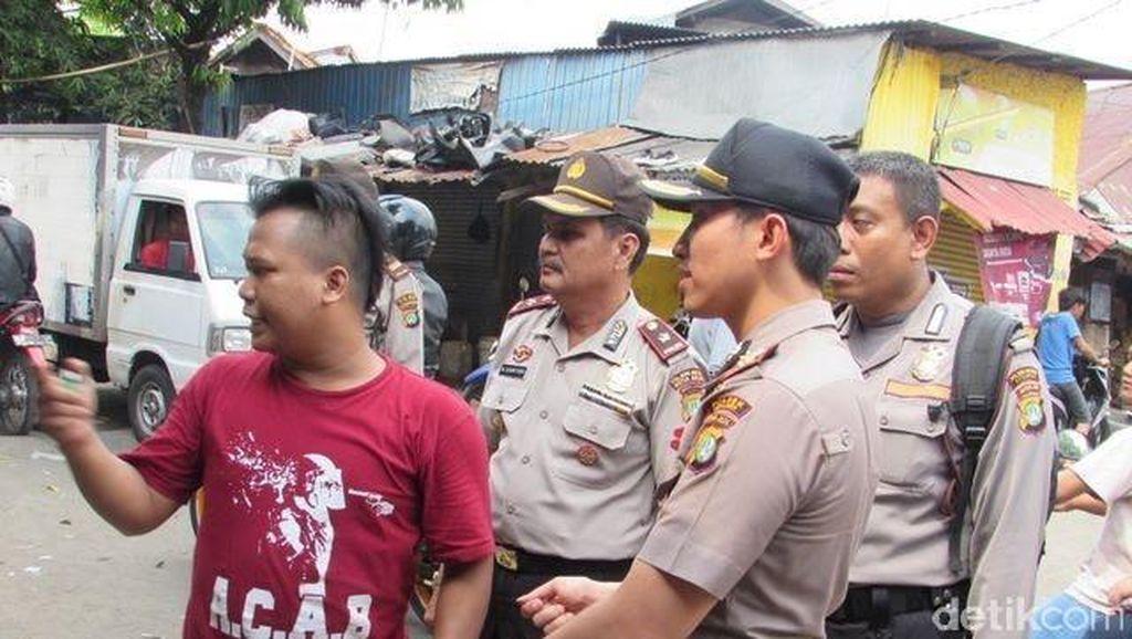 Cegah Tawuran, Polisi di Setiabudi Jaksel Wajib Sambangi 1 RT Tiap Hari