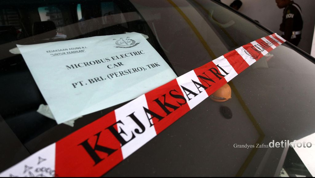 Jaksa Dakwa Dasep Ahmadi Tak Miliki Keahlian Mobil Listrik