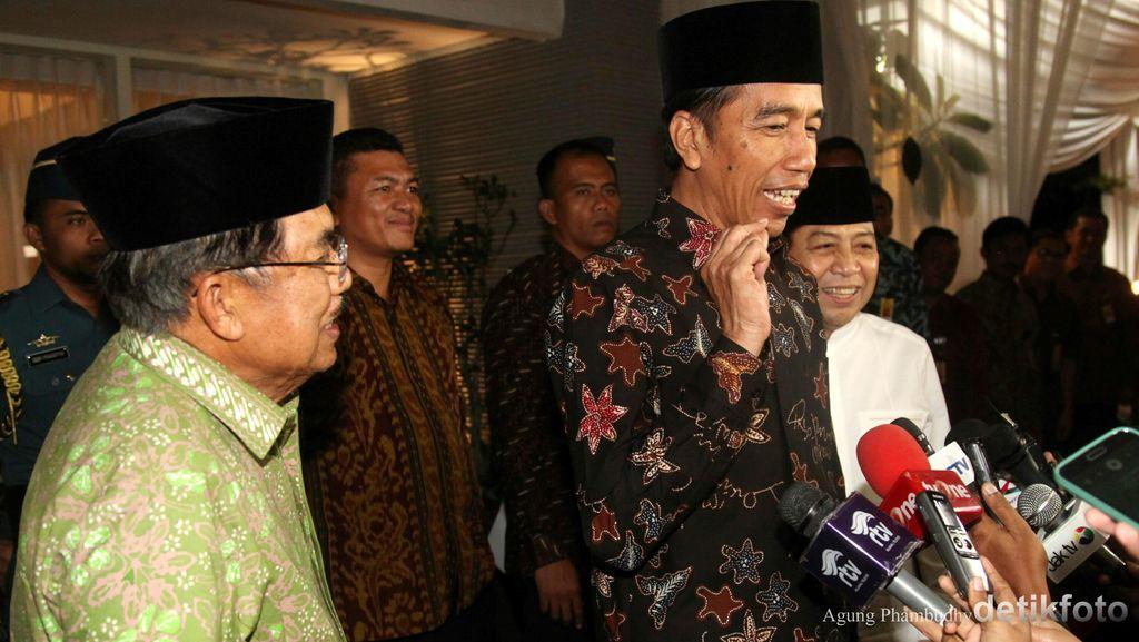 Survei Populi: Masyarakat Lebih Puas Kinerja Jokowi daripada Kabinet Kerja