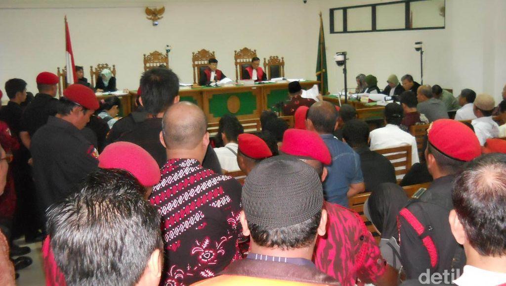 Mantan Bupati Bantul Jadi Saksi Korupsi Dana Persiba