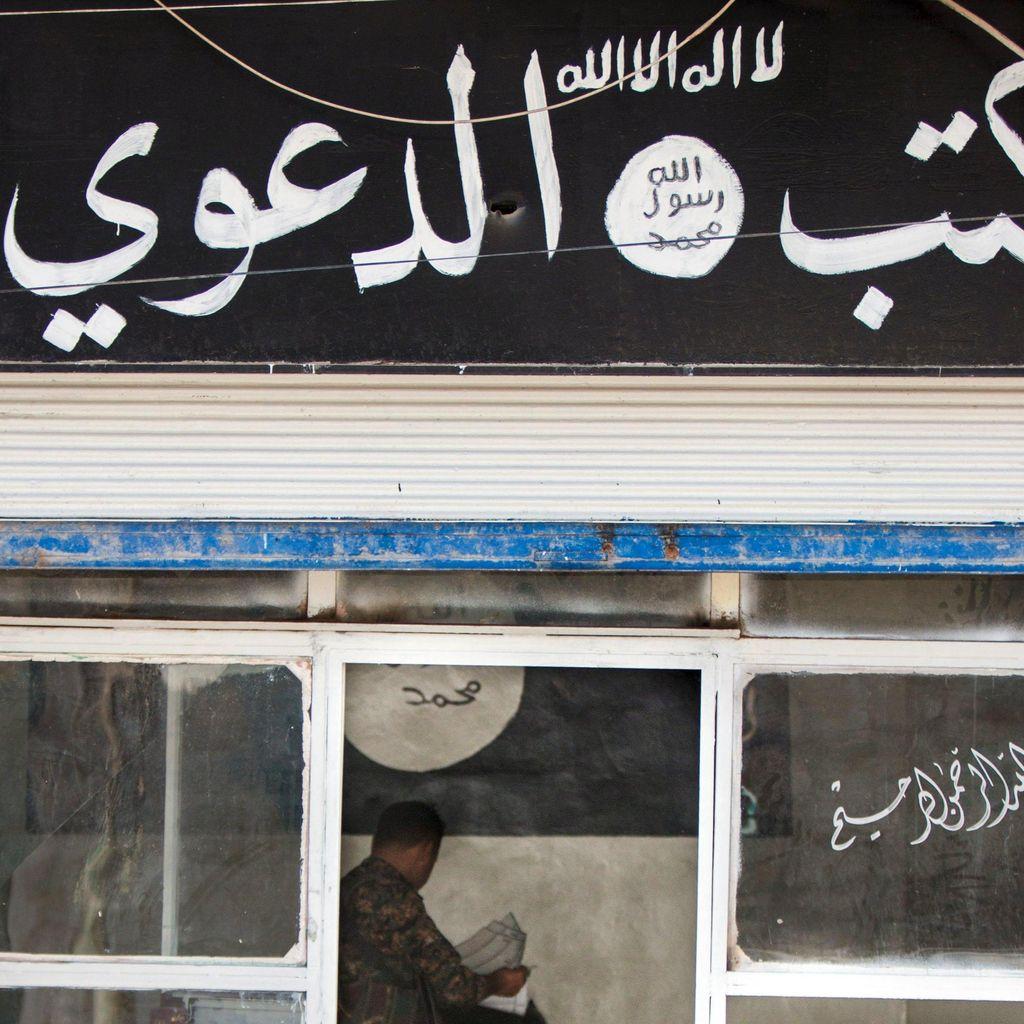 ISIS Diduga Membuat Senjata Kimia di Irak dan Suriah
