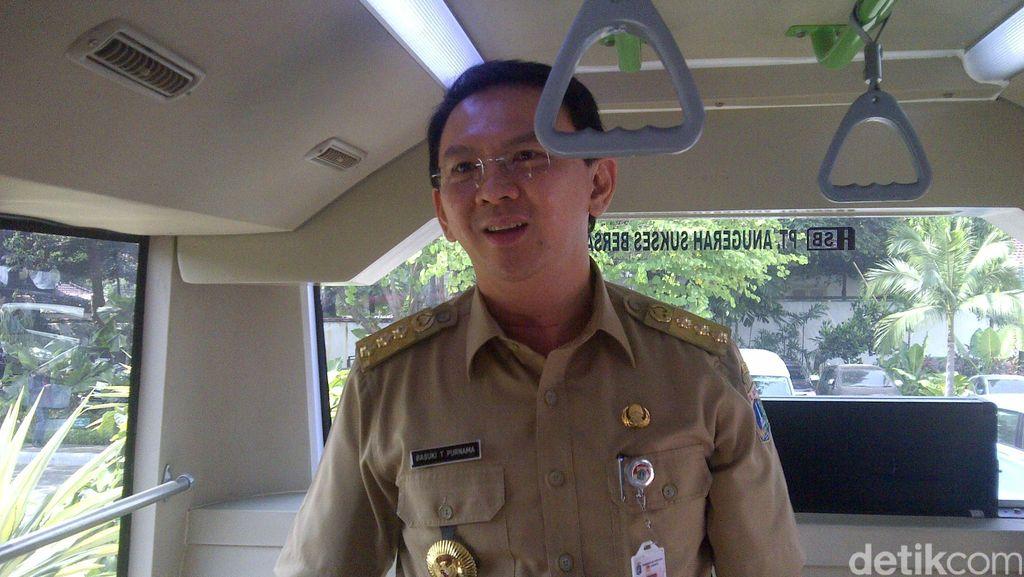 Ajak Metromini Gabung PT TransJ, Ahok: Namanya Bisa Berganti