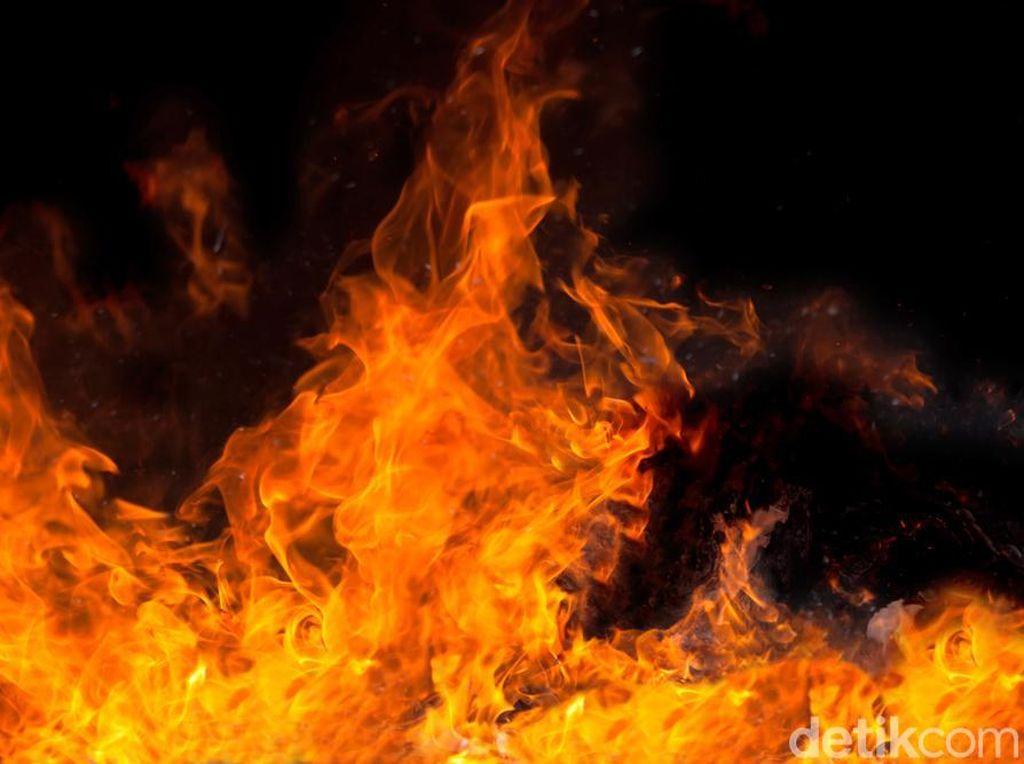 Tungku Pembakaran Meluap di PT Gunung Garuda, Tak ada Korban Jiwa