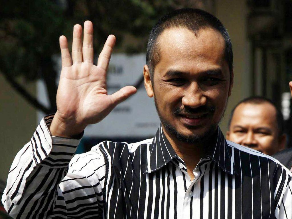 Dugaan Pemalsuan Dokumen, Abraham Samad Jalani Pemeriksaan di Bareskrim