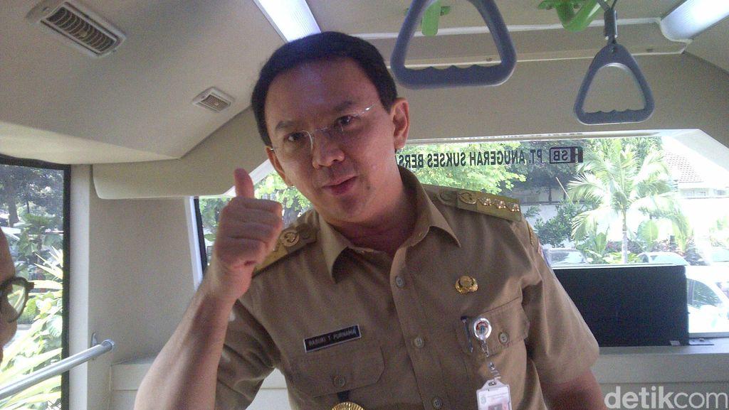 Ahok: Sopir Ngetem di Terminal Bayangan Dicabut Trayeknya!