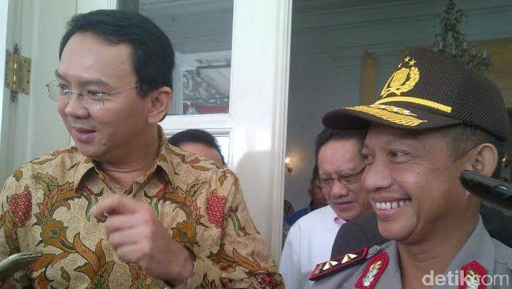 Irjen Tito Undang Ahok Beri Kuliah Umum di Polda Metro Jaya