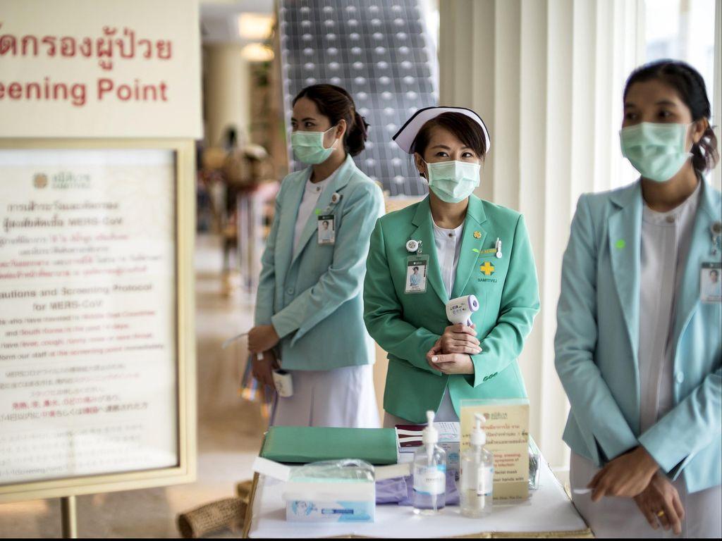 Pasien MERS Pertama di Thailand Dinyatakan Sembuh