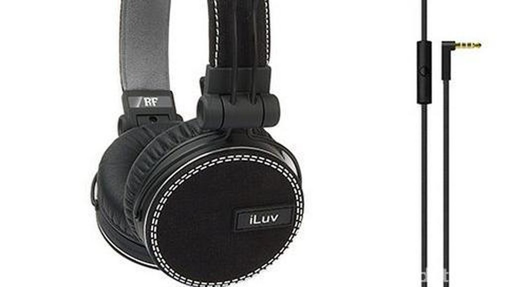 Gadget iLuv dari New York Kalah Lawan i-LUV dari Pademangan