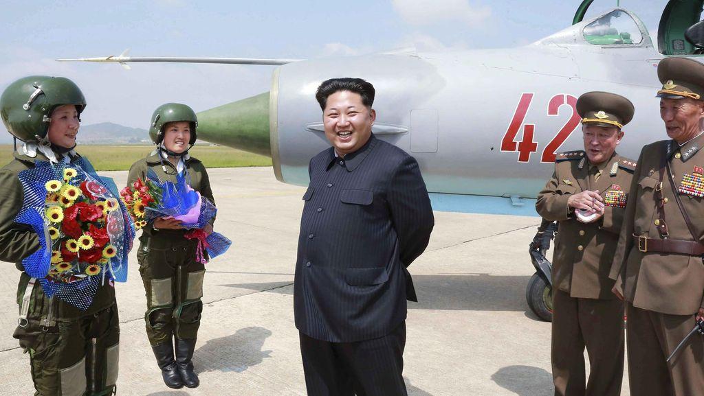 Kim Jong Un Sudah Eksekusi Mati 70 Pejabat Korut