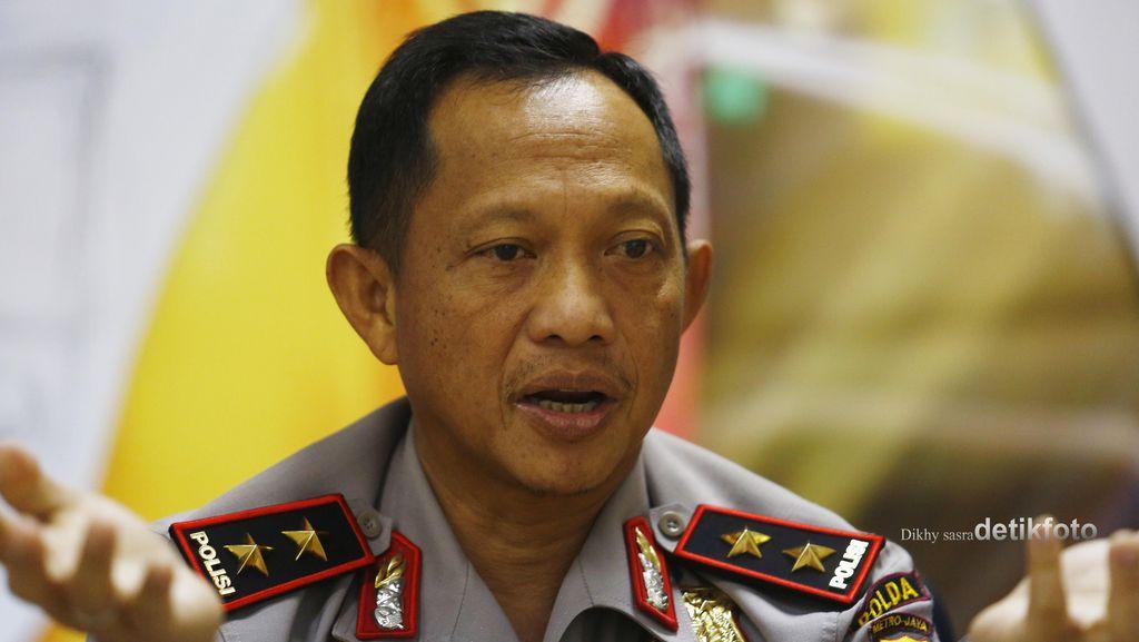 Hadapi Pilkada Depok dan Tangsel, Kapolda Metro: Polisi Harus Netral!
