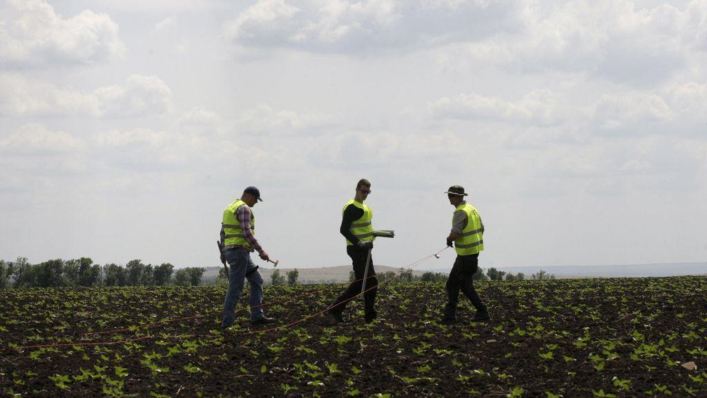 2 Jasad Korban MH17 Belum Juga Ditemukan
