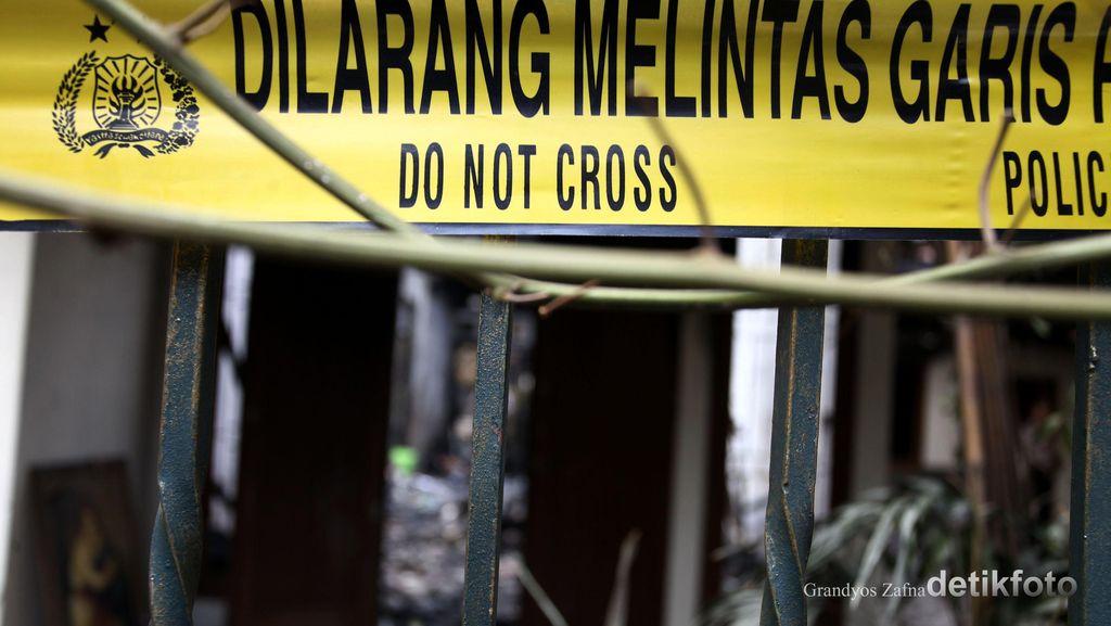Polsek Gambir Tangkap Eks Satpam Perampok Bank Mega Syariah Cideng