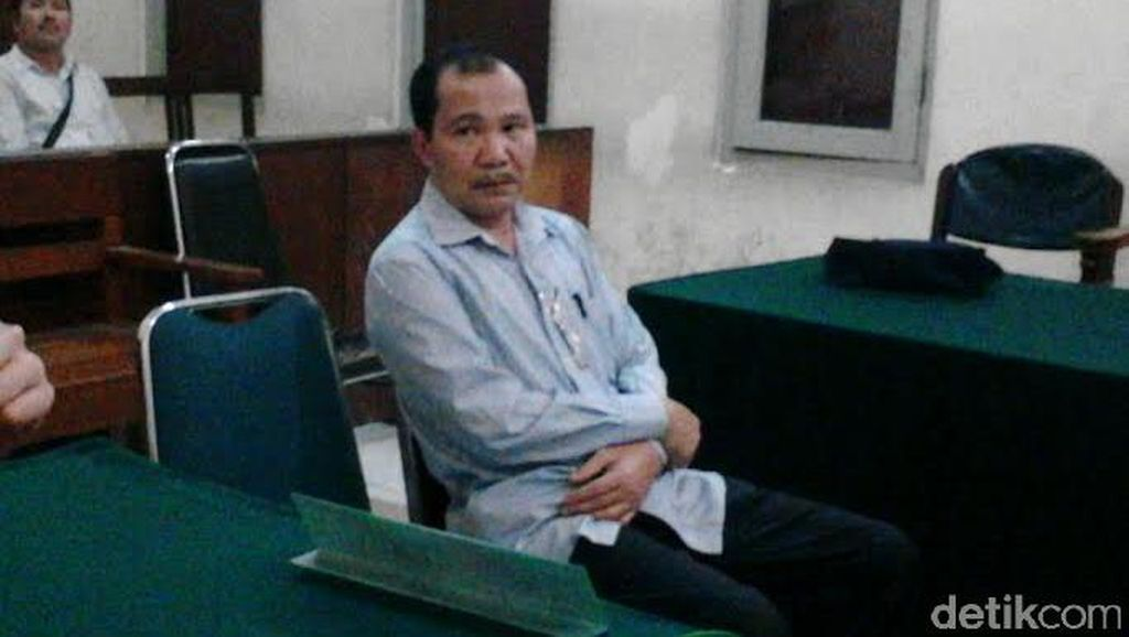 Wakil Bupati Nias Selatan Dituntut 5 Tahun Penjara