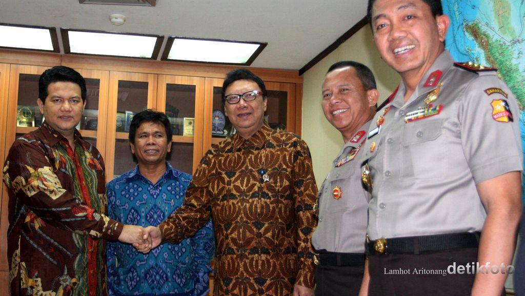Penetapan Tersangka Gubernur Bengkulu, Tjahjo: Saya Sudah Memonitor